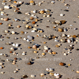 Lynda Lehmann Artwork Beach Jewels, 2011 Color Photograph, Beach