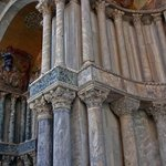 Columns at Saint Marks By Lynda Lehmann