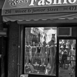 Lynda Lehmann: 'Poised', 2006 Other Photography, World Culture. Artist Description:  Manikins command the attention of passersby on a New York City street. Matted archival print. Image c Lynda Lehmann. ...