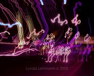 Lynda Lehmann Artwork Technochroma, 2008 Technochroma, Abstract