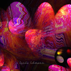 Lynda Lehmann: 'The Birth of Light', 2006 Other Painting, Meditation. Artist Description:  Digital painting incorporating fractals, manipulated in Photoshop.  Image c 2006 Lynda Lehmann. Matted archival print in archival sleeve, ready for standard frame. ...