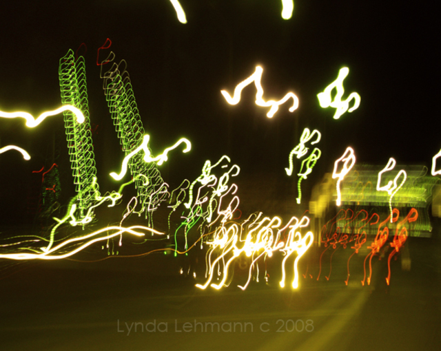 Artist Lynda Lehmann. 'Verrazano Jig' Artwork Image, Created in 2008, Original Photography Mixed Media. #art #artist
