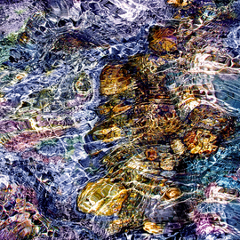 Water Fantasy  By Lynda Lehmann