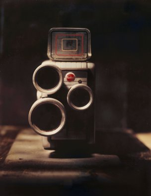 Tina West: 'Kodak', 2007 Polaroid Photograph, Still Life.      Archival Pigmented Print scanned from Polaroid type 59     ...