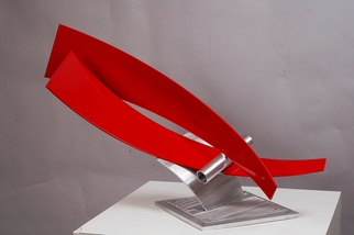 Aluminum Sculpture by Mac Worthington titled: Great Pair of Legs, created in 2012