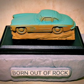 Born out of Rock Mercedes 1 By Roland Van Ast
