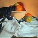 Fruit Bowl By Maggie Bezuhly
