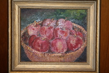 - artwork basket_more_than_full-1276540509.jpg - 2009, Painting Oil, Still Life