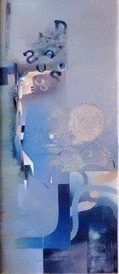 Artist: Reiner Makarowski - Title: SOS no problem - Medium: Oil Painting - Year: 2014