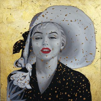 Globalartwork Artgallery Artwork marilyn monroe art prints, 2017 Other Painting, Other