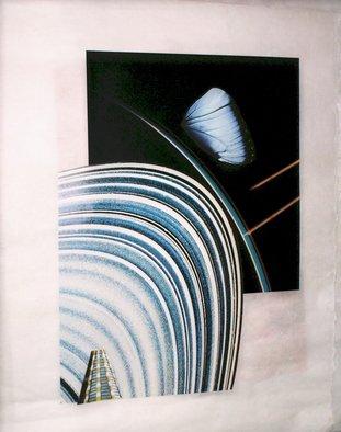 Malke Artwork The Quest, 2009 Mixed Media,