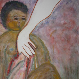 The Creation Of Eve Detail:, B Malke