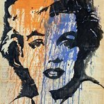 marilyn colour By Marat Cherny