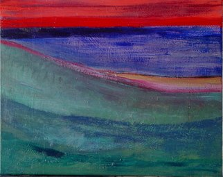 Marc Awodey Artwork lake michigan, 2006 Other Painting, Abstract Landscape