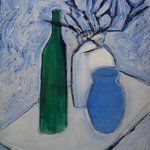 white still life By Marc Awodey