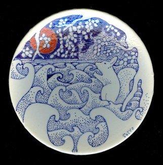 Setyo Mardiyantoro Artwork scoiattolo, 2010 Wheel Ceramics, Animals