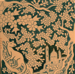 Setyo Mardiyantoro Artwork weasel, 2008 Other Ceramics, Animals