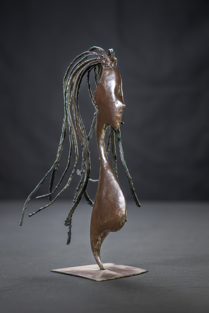 Stephen Maresco  'Ladies Steel Silouiette', created in 2020, Original Sculpture Other.