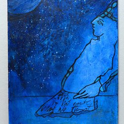 , Charting The Moon, Figurative, $236