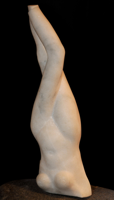 Artist Marian Velescu. 'Euphoria' Artwork Image, Created in 2010, Original Sculpture Stone. #art #artist
