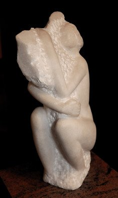 Marian Velescu: 'Longing', 2010 Stone Sculpture, Love. Artist Description:  Love is everything.   ...