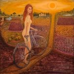 Under The Sun Of Toscana, Marina Voronkova