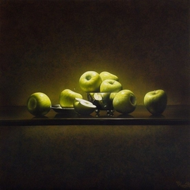 Green Apples II