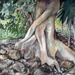 Tulum Tree By Carolyn Alston Thomas