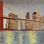 Brooklyn Bridge Lights, Marino Chanlatte