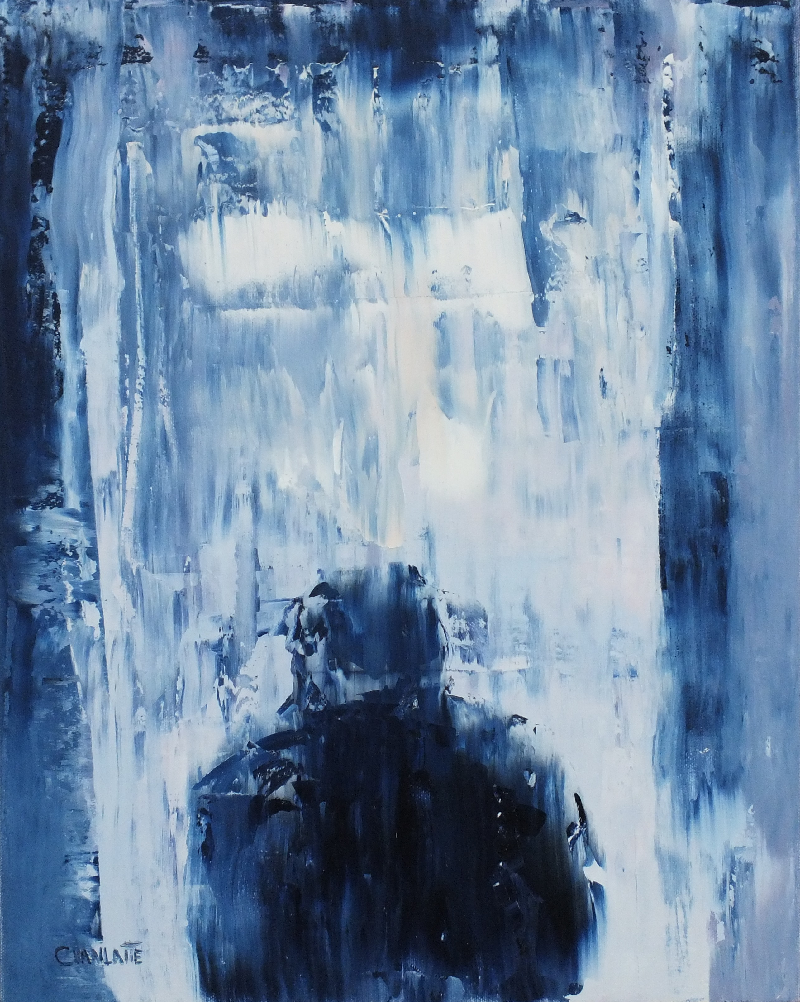 Marino Chanlatte Artwork Seeking The Light 2 Original
