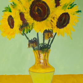 Sunflower 5, Marino Chanlatte