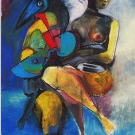 Lena And The Bird, Mario Ortiz Martinez