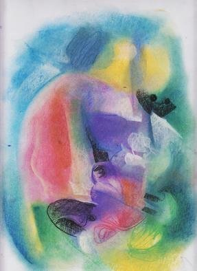 Mario Ortiz Martinez: 'the freshness of one morning', 2019 Pastel, Abstract Figurative. Artist Description: INCIDENTAL IMAGE, SUBTLE, MISTY COLORS AND FORMS OF UNKNOWN ORIGIN, PURE CREATION, SPLENDID, INSPIRATIONAL, IRRATIONAL, SURREALIST, MISTERY, JOY, LOVE, CREATIVE, TENDERNESS, LIFE, IDEAL FOR DECORATION ...