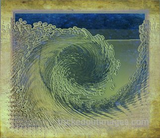 Mark Charles Fox: 'Onde Wave', 2017 Photography, Abstract. Artist Description: Printed on Platinum paper stock. Luster or Matte available on request. Other sizes available on request. trickedoutimages. com...