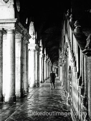 Mark Charles Fox: 'Vicenza', 2017 Photography, Travel. Artist Description: Printed on Platinum paper stock. Luster or Matte available on request. Other sizes available on request. trickedoutimages. com...