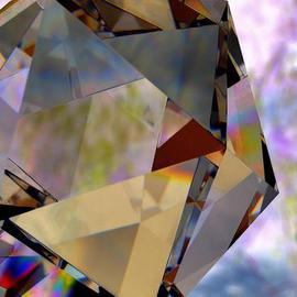 Mark Raynes Roberts: 'Lavender Prism', 2011 Other Photography, Education. Artist Description: Glasslands Collection...