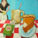 Good Luck Pie By Mark Wholey