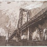 The Williamsburg Bridge By Martha Hayden