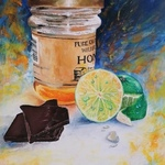 honey and lime By Martin Budden