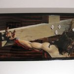 Close up Crucifixion By Marvin Teeples