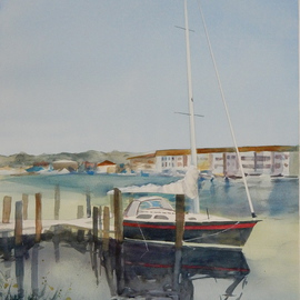 Delaware Sailboat