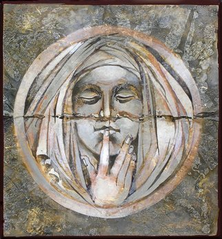 stone silence A fumi-e (踏み絵, fumi stepping-on + e picture) was a likeness of jesus or mary that the religious authorities of the tokugawa shogunate of japan required suspected christians to step on to prove that they were not members of that outlawed religion.