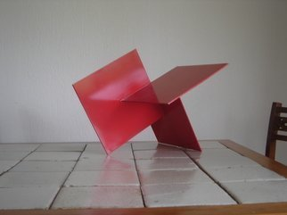 Max Tolentino: 'TRILOGIA', 2011 Steel Sculpture, Abstract. Not available for prompt delivery ...
