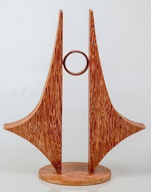 Max Tolentino Artwork jk, 2016 Wood Sculpture, Abstract Figurative