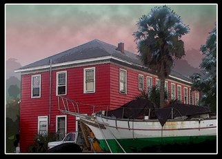Steve Sperry Artwork redhouse, 2014 Digital Photograph, Boating