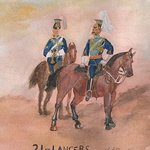 21st lancers By Mel Beasley