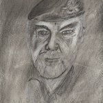 british army veteran By Mel Beasley