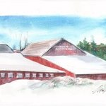 Cambridge Valley Livestock Mkt By Merrilyne Hendrickson