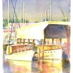 antique boats sarles boat shed By Merrilyne Hendrickson