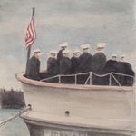 middies on yp boat By Merrilyne Hendrickson